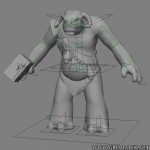 Ogre Animation Rig