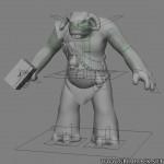 Ogre Animation Rig