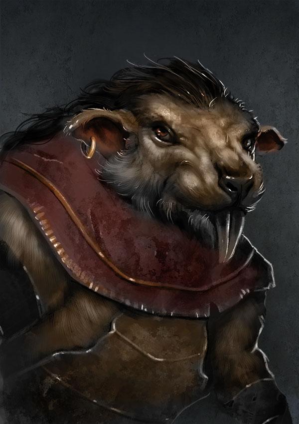 legend of grimrock portrait - photo #26